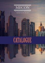 MECON_Catalogue 2018