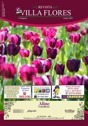 Revista Villa Flores - Edição 93 - Setembro/2018