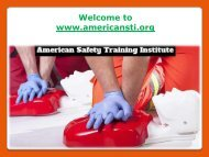 Getting CPR Certification Online