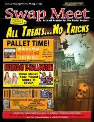 Swap Meet Magazine - October 2018
