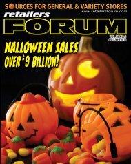 Retailers Forum Magazine - October 2018