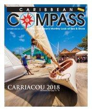 Caribbean Compass Yachting Magazine - October 2018