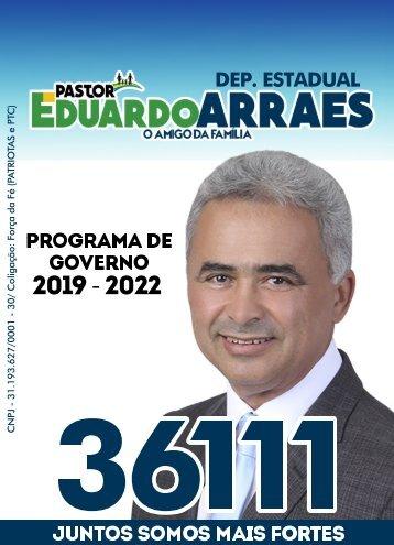 PROPOSTA DE GOVERNO