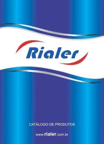 Catálogo Produtos Rialer