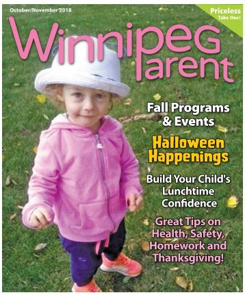 Winnipeg Parent - October - November, 2018