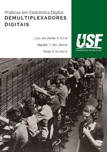 Práticas em Eletrônica Digital_Demultiplexadores Digitais