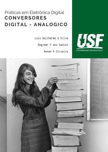 Práticas em Eletrônica Digital: Conversores Digital-Analógico