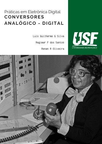 Práticas em Eletrônica Digital: Conversores Analógico-Digital