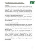 Práticas em Eletrônica Digital: Conversores Analógico-Digital - Page 4