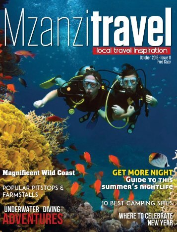 Mzanzitravel Local Travel Inspiration Issue 11