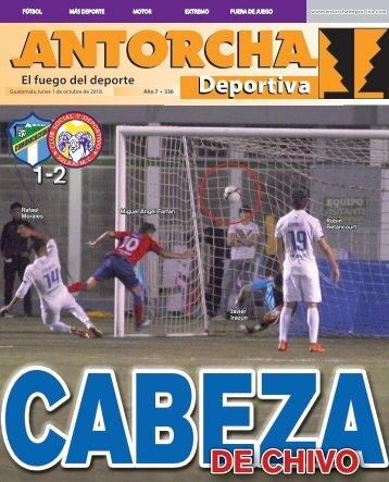 Antorcha Deportiva 336