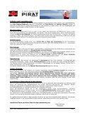 JAHRESBERICHT 2010 - WRC-Pirat - Page 6