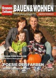 Bauen & Wohnen Oberösterreich 2018-09-29