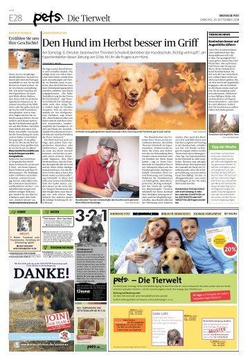 Die Tierwelt   -29.09.2018-