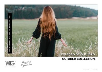 Apresentação Coleção Outubro | OUTONO INVERNO 2019 / 2020 | FALL WINTER 2019 / 2020