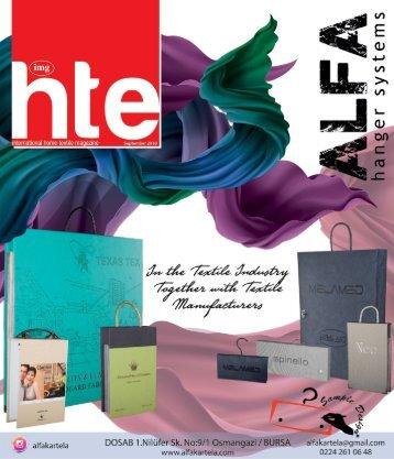 Home Textile September 2018