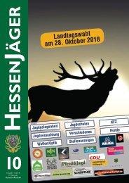 HessenJaeger 10/2018 E-Paper