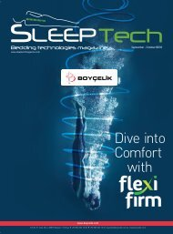 SleepTech September - October 2018