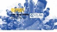 REPORT on Storytelling training