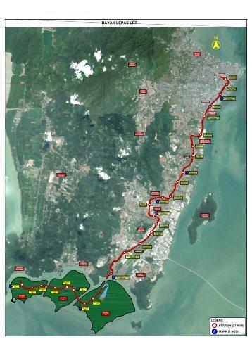 Penang LRT line
