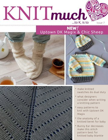 KNITmuch | Issue 07