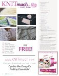 KNITmuch | Issue 07 - Page 2