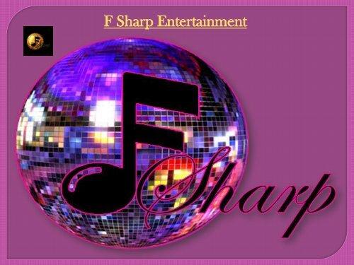 F Sharp Entertainment