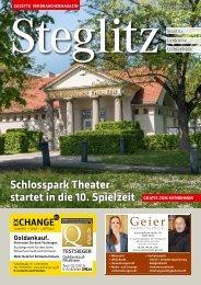 Gazette Steglitz Oktober 2018
