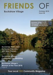 Issue 38 - Friends of Buckshaw Village