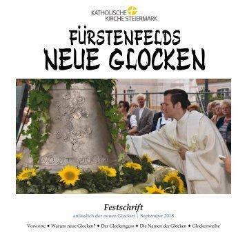 Festschrift neue Glocken der Stadtpfarrkirche Fürstenfeld