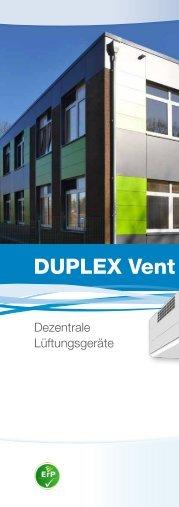 Duplex Vent