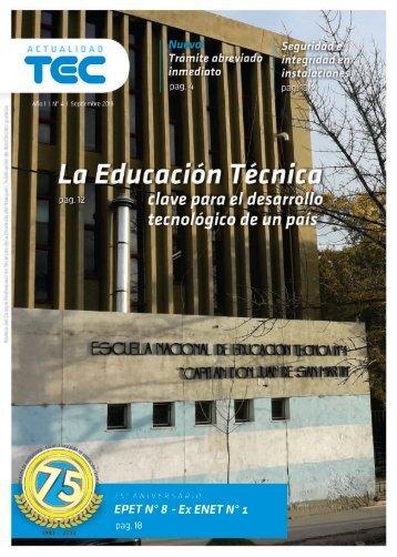 Revista Actualidad TEC | Septiembre 2018