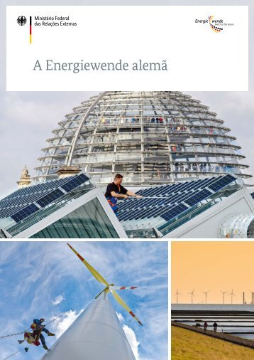 A Energiewende alemã (África Ocidental)