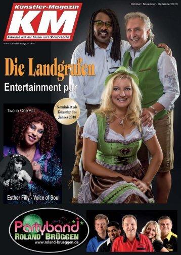 Künstler-Magazin 04-2018