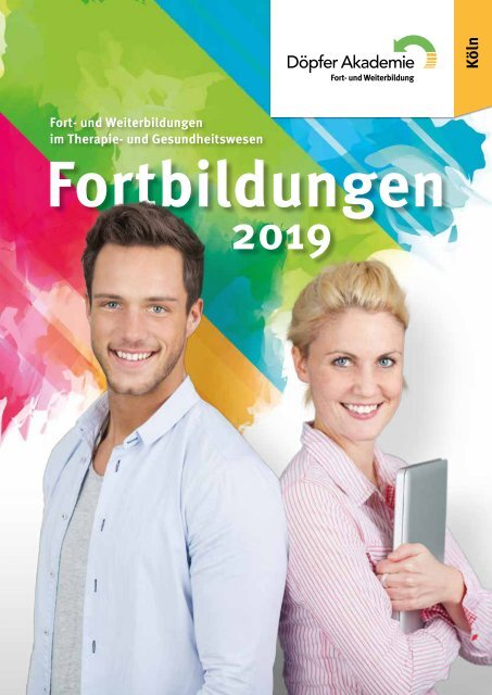 Fortbildungskatalog Köln 2019 - Döpfer Akademie