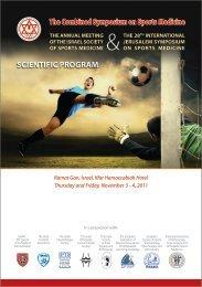 SCIENTIFIC PROGRAM