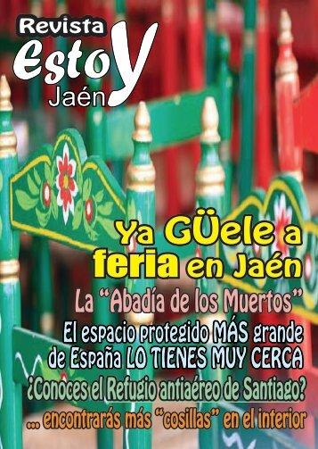 Revista Estoy Jaén