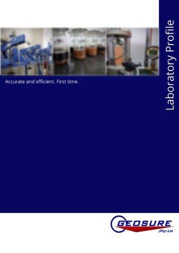 Laboratory Profile