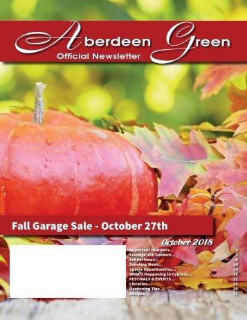 Aberdeen Green October 2018