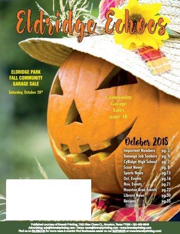 Eldridge October 2018