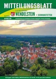 Wendelstein und Schwanstetten - Oktober 2018