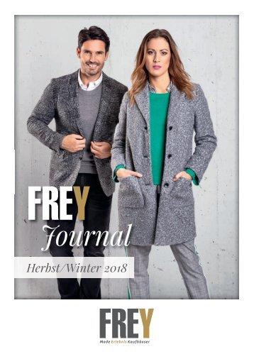 FREY Journal #4 Cham und Schwandorf