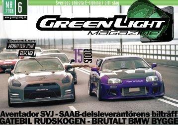 GreenLight Magazine nr 6 - 2018