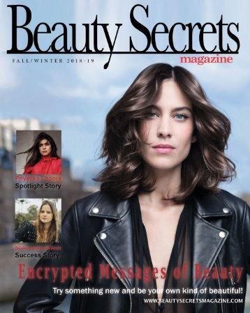 Magazine Fall 2018