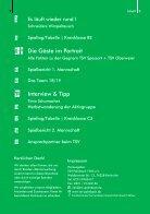 TSV Palmbach Saison 18-19 Heft 4 - Page 2