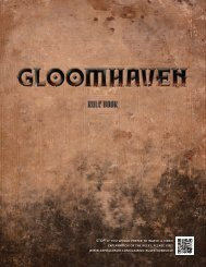 Gloomhaven Rules - Final - LowRes