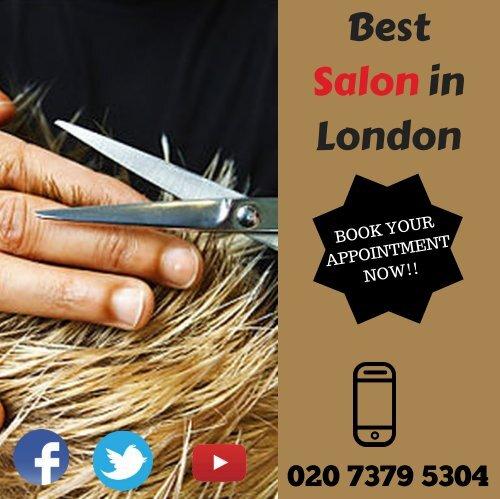 Best Salon in London