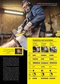 Gelb. Die Kundenzeitung von Klingspor - Ausgabe 2|2018 - Page 5