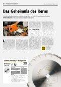 Gelb. Die Kundenzeitung von Klingspor - Ausgabe 2|2018 - Page 6