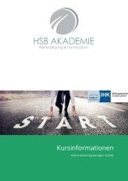 Online Marketing Manager (IHK) - Zertifizierte Weiterbildung